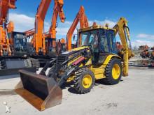 Caterpillar 428D 4X4 backhoe loader
