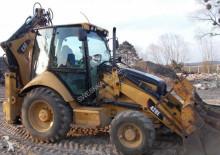 Caterpillar 428E - backhoe loader