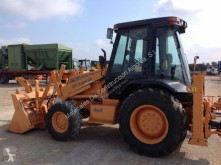 Case 580 SM backhoe loader