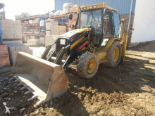 buldoexcavator Caterpillar MIXTA CATERPILLAR 432 D 2005