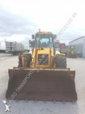 JCB articulated backhoe loader