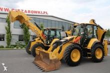 Caterpillar rigid backhoe loader