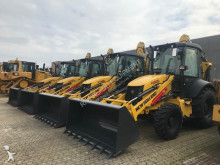 tractopelle New Holland B 90