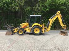 New Holland B 110-4PS backhoe loader