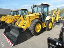 traktorgrävare Komatsu WB93S