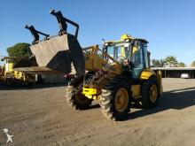 traktor med grab Komatsu WB 97S