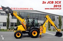 JCB 3CX BACKHOE LOADER 3CX P21 ECO