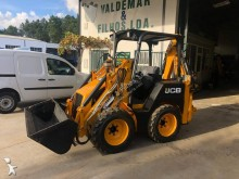 mini retroexcavadora JCB