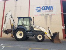 Terex 820 backhoe loader