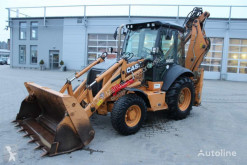 Case 590 ST backhoe loader