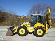 tractopelle New Holland LB 115 B