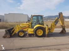 used Komatsu WB93R-2 rigid backhoe loader - n°2984957 - Picture 1