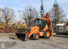 Fiat-Hitachi FB110.2 - 4X4 backhoe loader