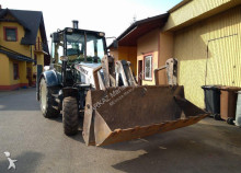 Terex backhoe loader