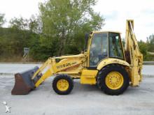 traktor med grab Komatsu WB 93 R