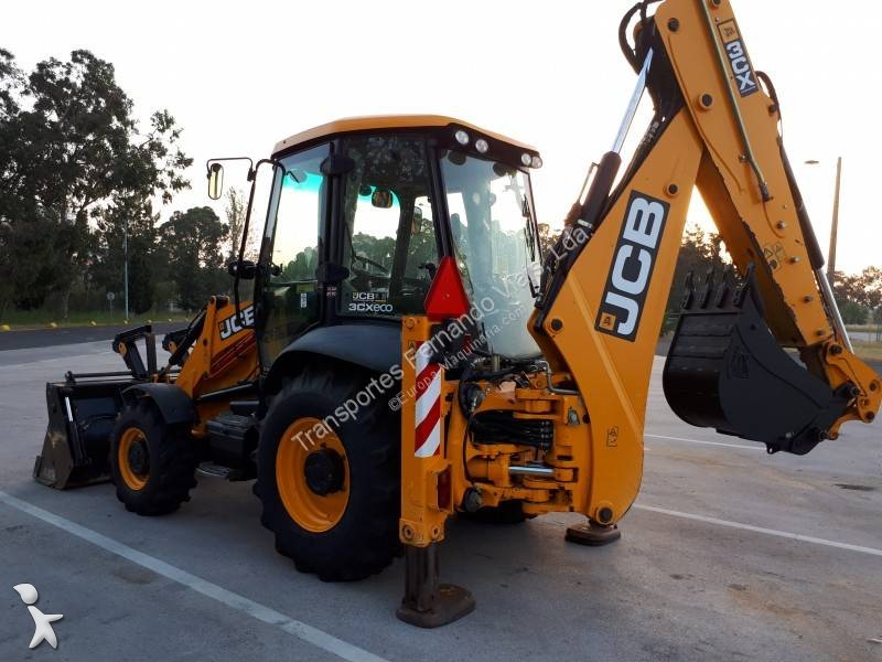 Used Jcb 3cx Eco Rigid Backhoe Loader Tier 4