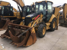 tractopelle Caterpillar 432E