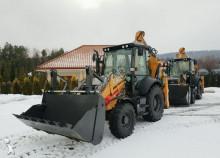 tractopelle Case 580 ST Fabrycznie NOWA GWARANCJA BEZ DPF Niezawodny
