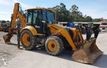 Fermec rigid backhoe loader