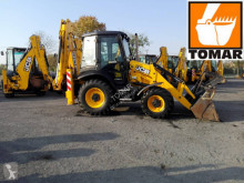 tractopelle JCB 4CX 3 CX JOYSTICK | CONTRACTOR SITEMASTER CAT 432F