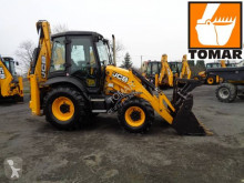 tractopelle JCB 3 CX | ECO CONTRACTOR, SITEMASTER, CAT 432F