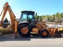 Case 580SR backhoe loader