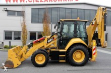 Caterpillar 428F BACKHOE LOADER CAT 428F2 TURBO POWERSHIFT 2000 MTH!