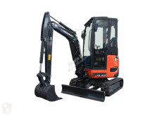 Eurocomach ES18ZT backhoe loader