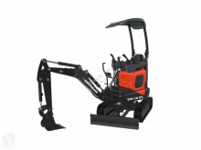 Eurocomach ES12ZT4 backhoe loader