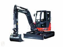 Eurocomach ES57ZT backhoe loader