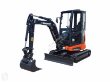 Eurocomach ES25ZT backhoe loader