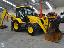 Fermec 860 backhoe loader