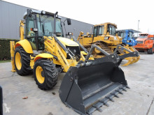 New Holland B110B TC backhoe loader