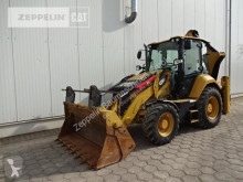 tractopelle Caterpillar 428F