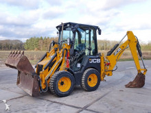 graaflaadmachine JCB 1 CX (1716 HOURS)