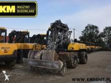 buldoexcavator articulat second-hand