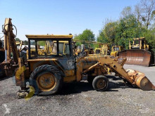 Braud et Faucheux articulated backhoe loader
