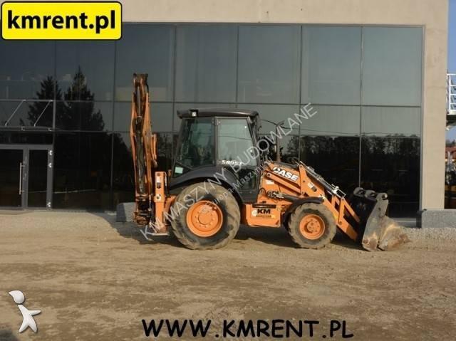 Koparko-ładowarka Case 580ST 695 JCB 4CX KOMATSU WB93 NEW HOLLAND B115B