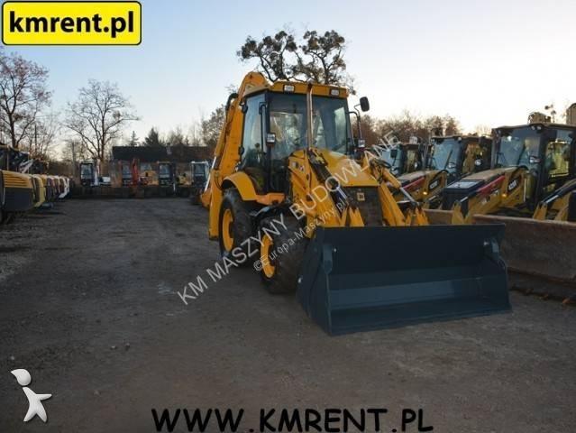 Koparko-ładowarka JCB 3CX CAT 432D 432E 432F VOLVO BL71 TEREX 970 NEW HOLLAND LB95