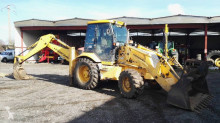 Hidromek 102 B backhoe loader