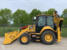Caterpillar 432F backhoe loader