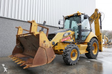 Caterpillar 422E backhoe loader
