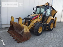 tractopelle Caterpillar 432F