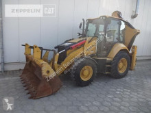 used backhoe loader