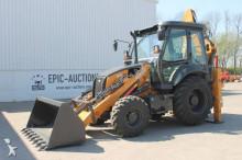 buldoexcavator Case 851 EX-SS Pro Laadgraafcombinatie