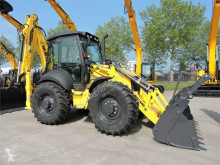 New Holland B115B backhoe loader