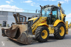 tractopelle New Holland - B100C