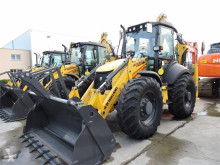 buldoexcavator New Holland B115B