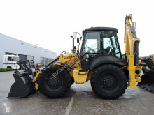 New Holland B 115B backhoe loader