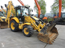 New Holland backhoe loader